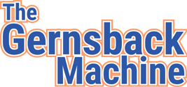 Logo: The Gernsback Machine